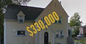 $330,000