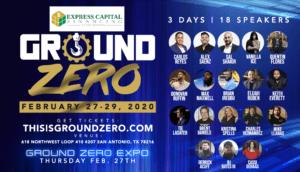 Ground-Zero-Event Sponsored by ECF