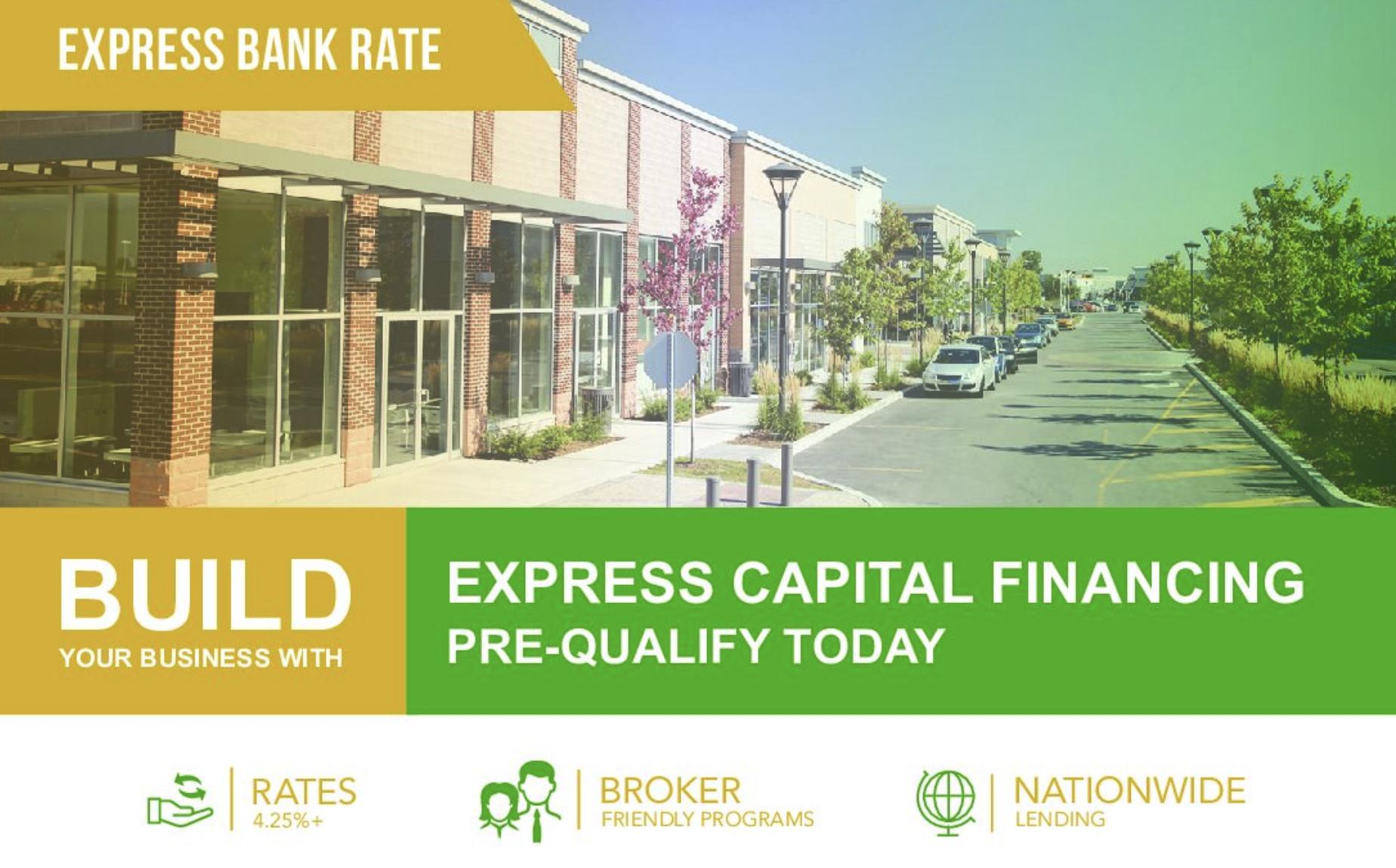 EXPRESS BANK RATE